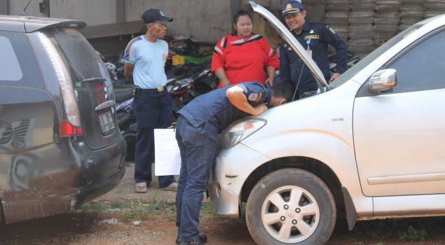 Barang Rampasan di Rupbasan Jakbar & Tangerang Diuji Dishub Kota Tangerang