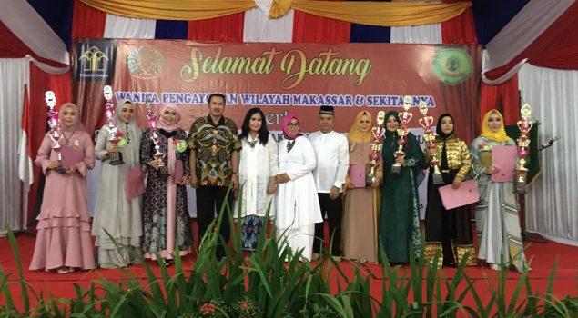 Perwakilan Rutan Barru Juara Lomba Peragaan Busana Muslim