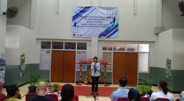Instansi Lintas Sektor Pemerhati Anak Berkumpul di LPKA Jakarta