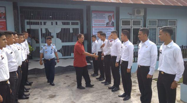 Kakanwil Aceh Puji Kebersihan Dapur Rutan Jantho
