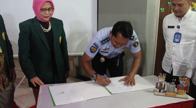 Kembangkan PKBM WBP, Lapas Narkotika Klas IIA Jakarta Sepakati MoU dengan Fakultas Ilmu Pendidikan UNJ