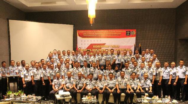 Direktorat Kemanan dan Ketertiban Gelar Konstek Untuk Tingkatkan Integritas dan Profesionalisme Petugas Pengamanan