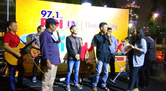 Trabas Band Tampil Apik di Panggung Twitkustik RDI