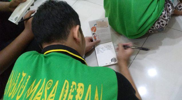 30 Anak LPKA Jakarta Ikuti Workshop Penulisan