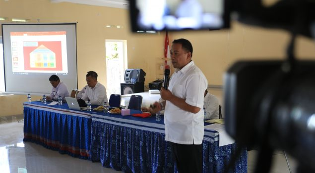 Dir. Yantah Basan & Baran Sosialisasikan Revitalisasi Pemasyarakatan di Nusakambangan