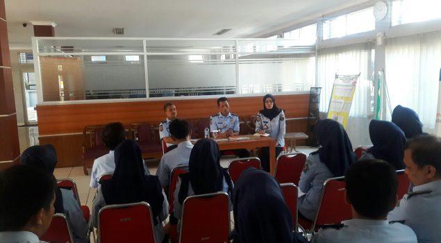 Karupbasan Bandung Ajak Jajaran Terapkan SPIP