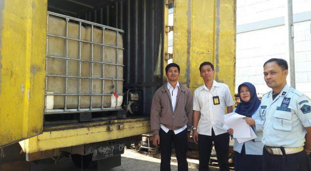 Rupbasan Bandung Simpan 3.000 Liter Solar Titipan Kejari Bandung