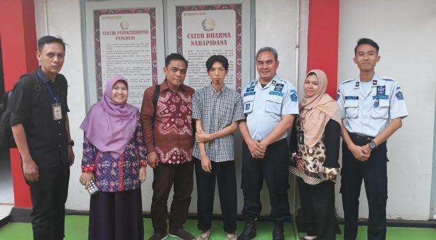 Gandeng BNPT, Lapas Semarang Gelar Reintegrasi Sosial Napi Teroris