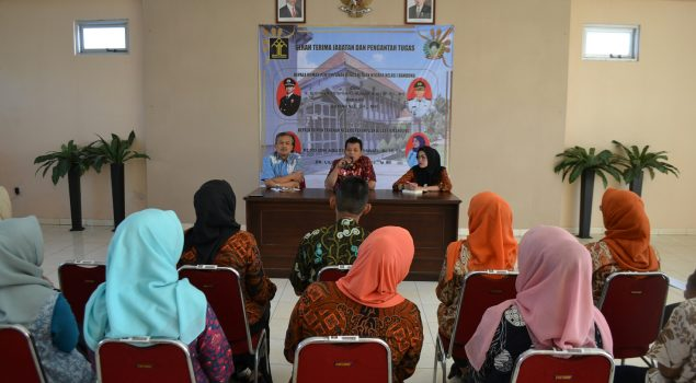 Ka. Rupbasan Bandung Tekankan Manajemen Kepegawaian & Pembinaan SDM