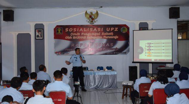 Karutan Purworejo Tegaskan Pentingnya Peningkatan Kapasitas Petugas