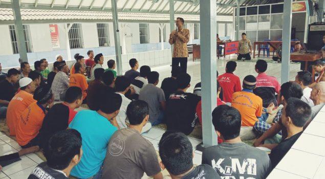 Karutan Wates Tegaskan Hak & Kewajiban WBP