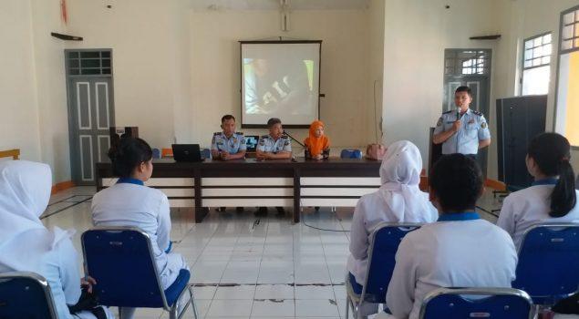 Mahasiswa STIKES Nusantara Pelajari Layanan Kesehatan di LPN Sungguminasa