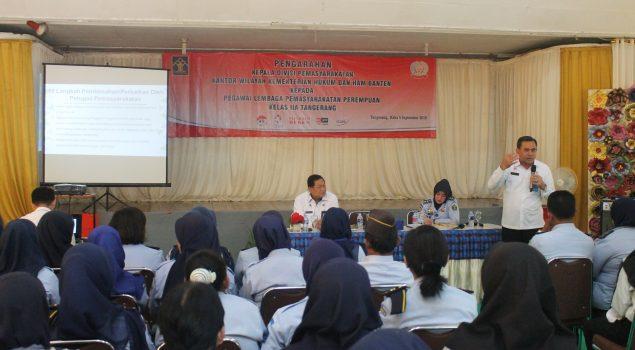 Kadiv PAS Banten Tegaskan Pentingnya Komitmen Petugas