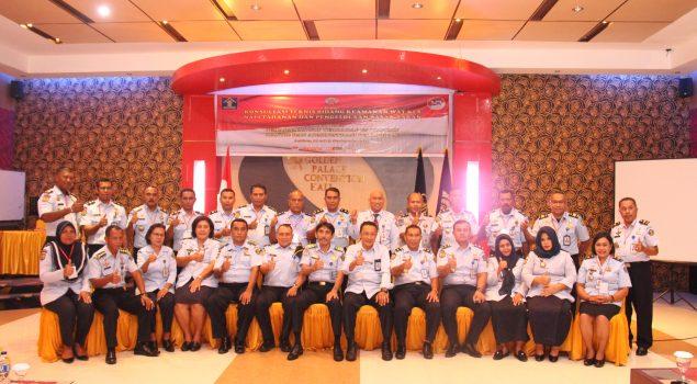 Kadiv PAS Maluku: Petugas Pemasyarakatan Harus Terus Berkembang