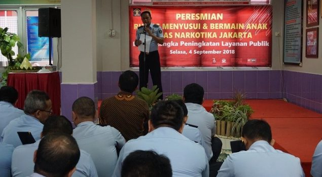 LPN Jakarta Kini Miliki Ruang Laktasi dan Bermain Anak