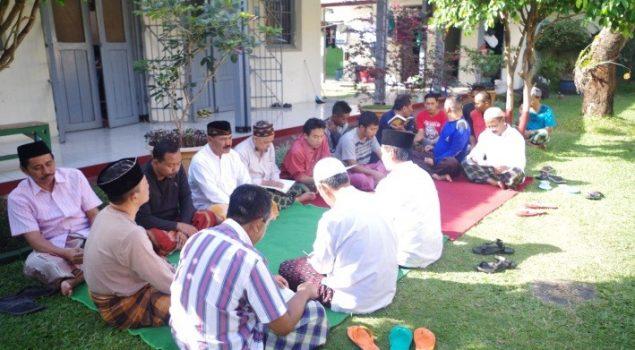 Santri WBP Lapas Malang Rutin Mengaji