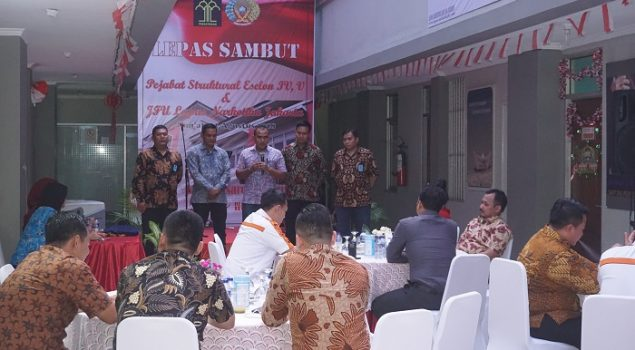 LPN Jakarta Gelar Lepas Sambut Pejabat & JFU