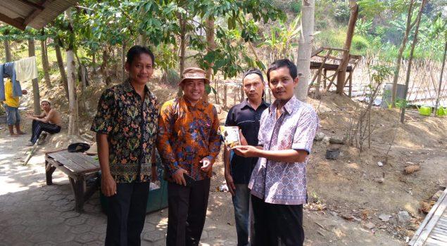 BI Banten Beri Bantuan Bibit ke Pondok Asimilasi Rutan Rangkasbitung