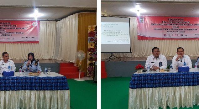 Kadiv PAS Banten Dorong Lapas Perempuan Tangerang Tingkatkan Pelayanan