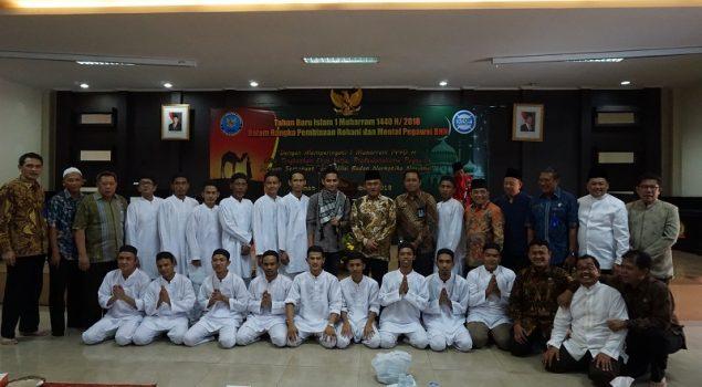 Tampil di BNN, Orkes Gambus WBP LPN Jakarta Tuai Pujian