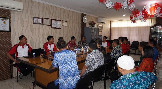 Calon PK Praktikkan Litmas di LPN Jakarta