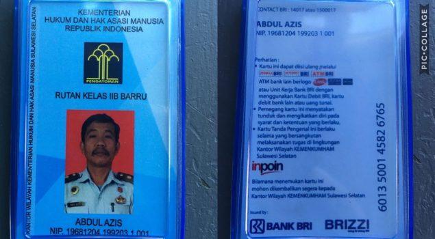 Rutan Kelas IIB Barru, Rutan Pertama Di Sulawesi Selatan Yang Menerapkan Zero Money