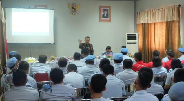 Dir. Kamtib Kampanyekan Revitalisasi Pemasyarakatan di Lapas Batam