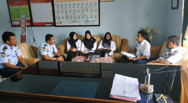 Tim Kanwil Aceh Sosialisasikan Sisumaker di Rutan Jantho