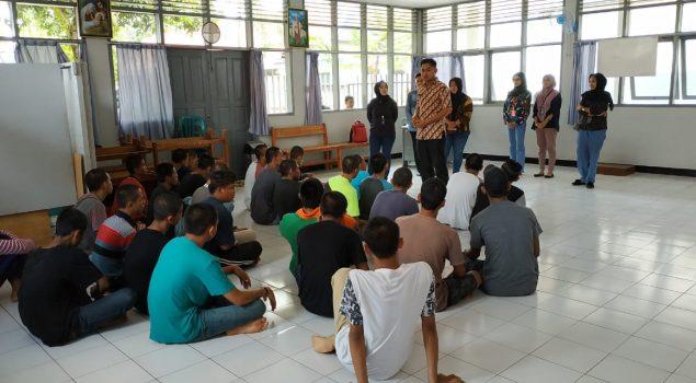 Lapas Maros Buka Kelas Untuk Anak Didik Pemasyarakatan