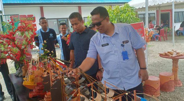 Kepala Kanwil KemenkumHAM Maluku Ingatkan Kepala UPT Disiplin Gunakan Anggaran