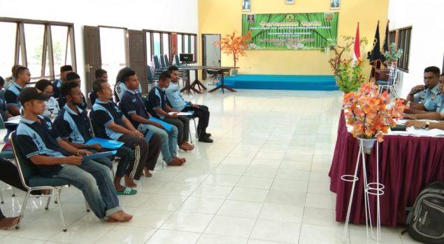 Cegah TB, Lapas Piru Gandeng BBTKLPP kelas IIA Ambon