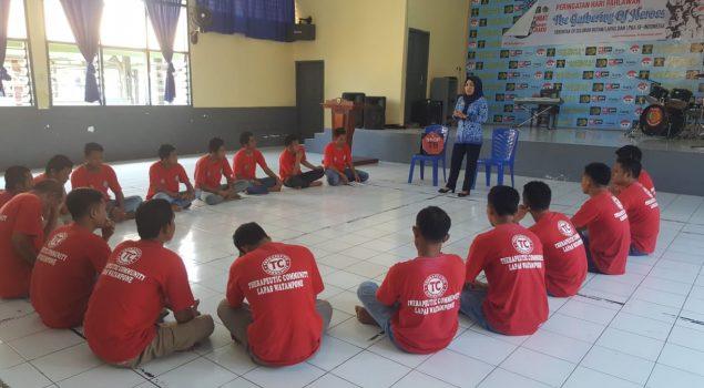 Seminar Bahaya TB Diikuti 30 Residen Lapas Watampone