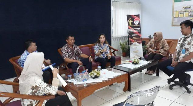 Tim Monev TI & Kerja Sama Ditjen PAS Kunjungi Rupbasan Bandung