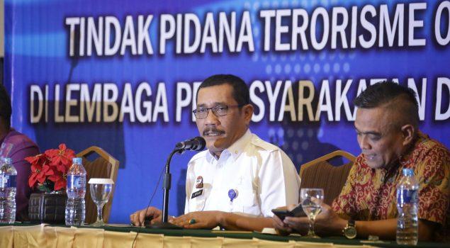 Sesditjen Pemasyarakatan: Tangani Narapidana Terorisme, Bukan Waktu Tapi Perilaku