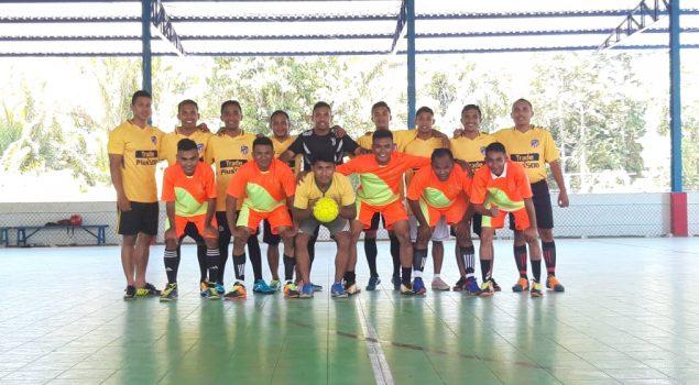 Tanding Futsal, LPKA Ambon Ungguli Lapas Ambon