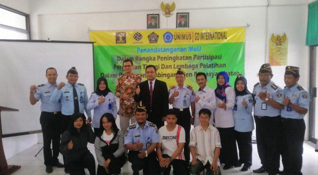 Bimbing Klien, Bapas Semarang Gandeng 3 Instansi