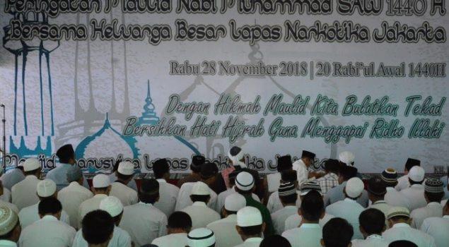 Kajian Dzuhur di LPN Jakarta Bahas Nabi Muhamamd Sebagai Teladan