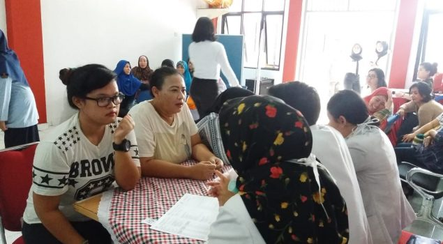 Dinkes Ajak WBP Lapas Perempuan Jakarta Deteksi Dini Penyakit Tidak Menular