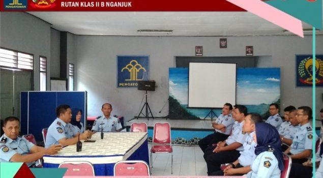Rutan Nganjuk Menuju Pelayanan Prima