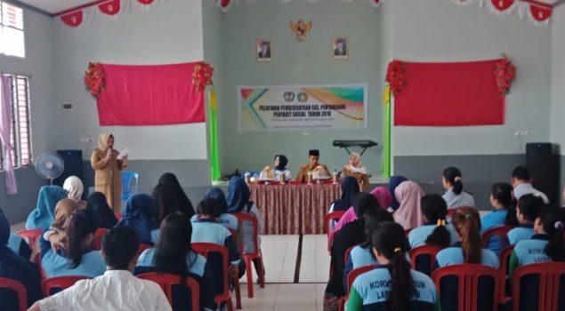 LPP Sungguminasa-Dinsos Kab. Gowa Gelar Pelatihan bagi WBP