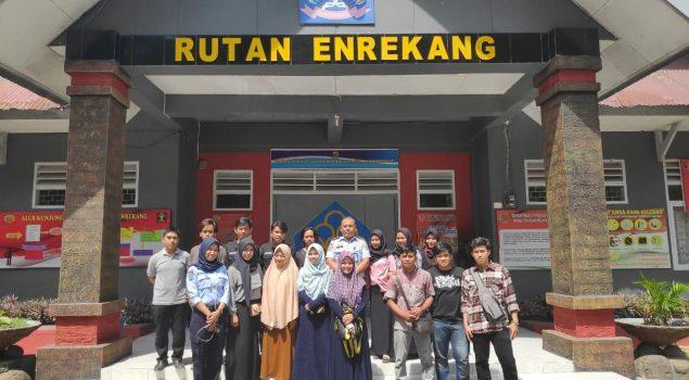 Rutan Enrekang Jalin Kerjasama Bidang Pendidikan dengan STKIP Muhammadiyah Enrekang