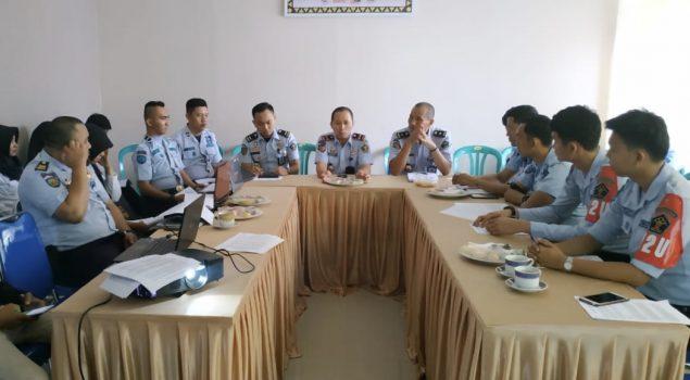 Pelatihan Jurnalistik Tingkatkan Kualitas Kehumasan Petugas Rutan Kotabumi