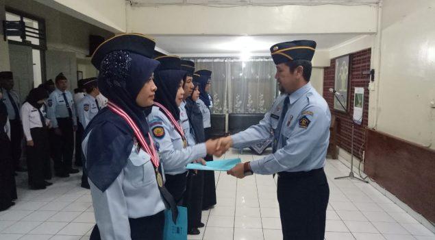 Bapas Yogyakarta Beri Penghargaan Bagi PK Berprestasi