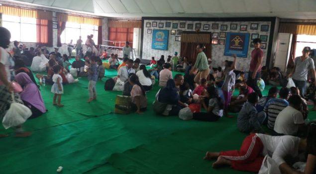 Sehari Bersama Anak Dekatkan WBP dengan Keluarga
