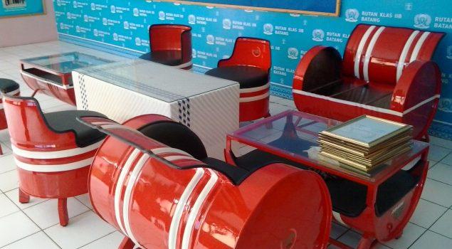 Tampung Kreativitas WBP, Rutan Batang Sediakan Ruang Galeri