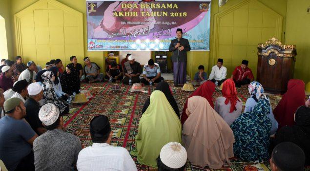 Sambut Tahun Baru, Rutan Pinrang Akan Gelar Doa Bersama