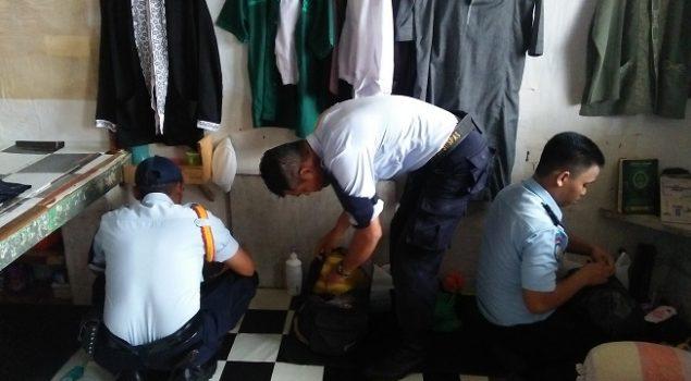 Petugas Rutan Bantaeng Kembali Geledah Blok & Kamar Hunian WBP