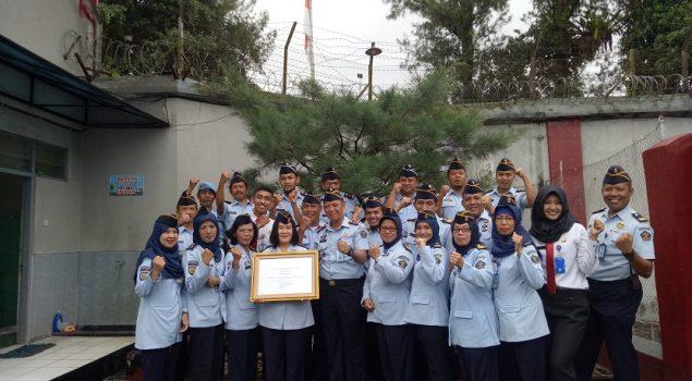 Raih Penghargaan, Jajaran Rutan Wonosobo Diminta Tingkatkan Pelayanan