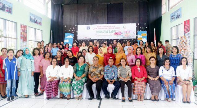 Opera van Lapua Meriahkan Peringatan Hari Ibu LPP Ambon