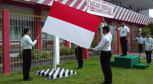 Rutan Bantul Gelar Peringatan Hari Nusantara